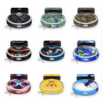 Xiaomi Mi Robotic Vacuum Cleaner Cute Sticker Xiaomi Robotic Vacuum Cleaner Protective Film Free Shipping