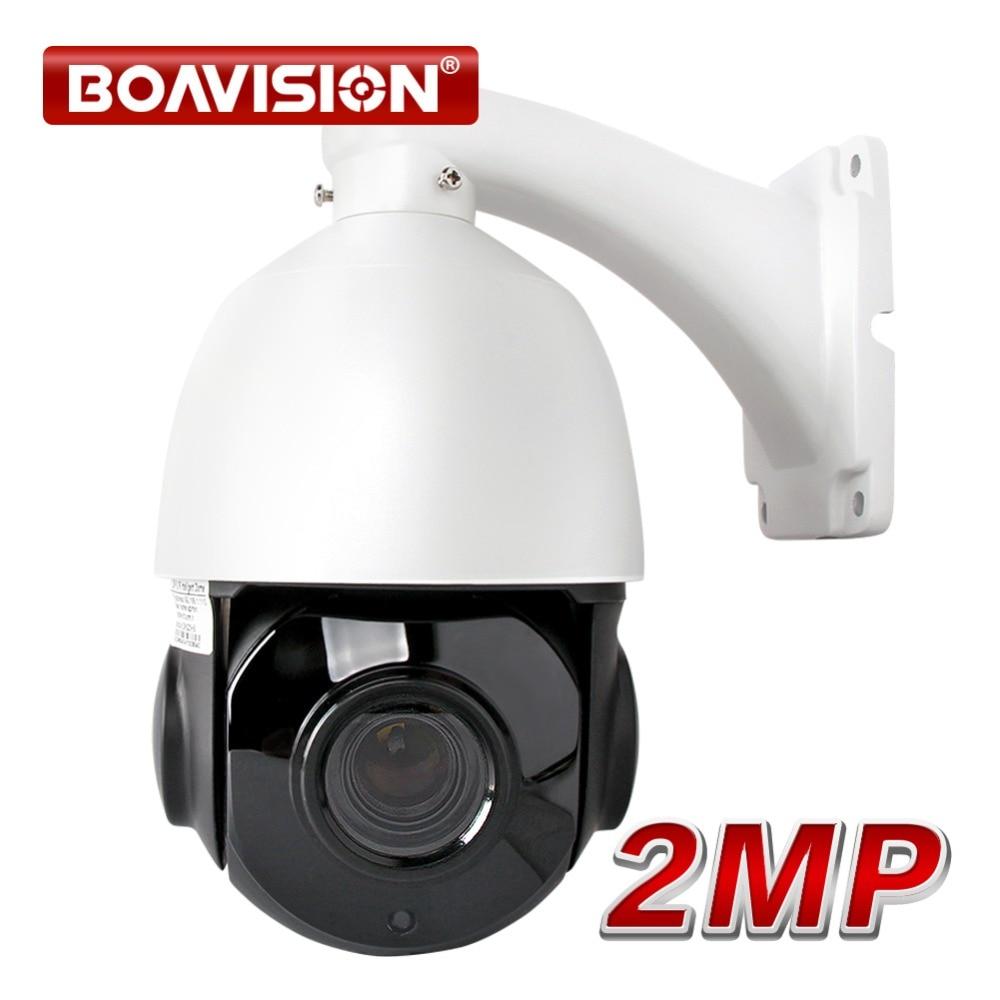 1080 P PTZ Telecamera ip Esterna Onvif 30X ZOOM Impermeabile Mini Speed Telecamera Dome 2MP H.264 IR-CUT IR 50 M P2P CCTV Security Camera