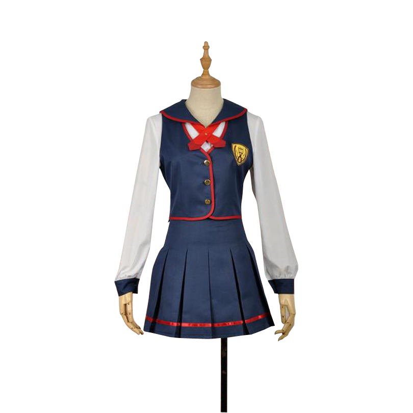 LoveLive Sunshine Saint Snow Ria Kazuno Cosplay Costume Stage Performence Clothes Perfect Custom for You