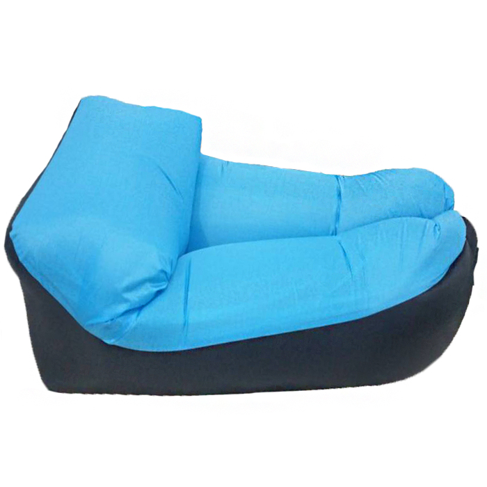 Lazy bag Inflatable Air sofa Camping sleeping bags inflatable air lounger chair