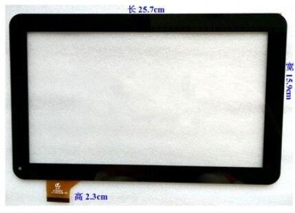 Новый оригинальный 10.1 дюймов tablet емкостной сенсорный экран XF2014113 HK10D2438-V01 бесплатная доставка