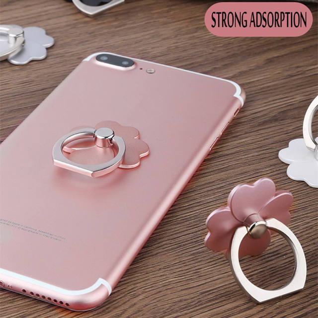 Finger Ring Phone Stand