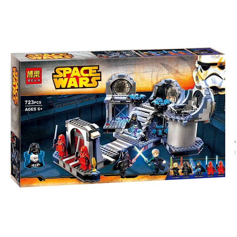 Toys & Hobbies Model Building Bela Star Wars Death Star Final Duel 75093 Building Kit Classic Toys Compatible Legoings Space Wars Construction Toy