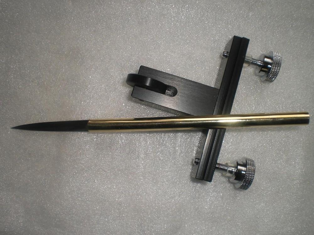 1 PC 브릿지 수리 칼 및 1 개 첼로 브릿지 교정 도구