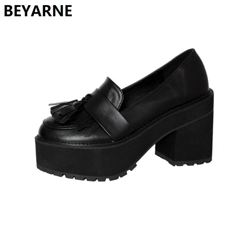 89e620af833a5 Frau Beyarne Prinzessin Stil Pumps Frauen Pu High 39 Dame 5 Heels Party Cm  Japan 9 Mode Schuhe ...