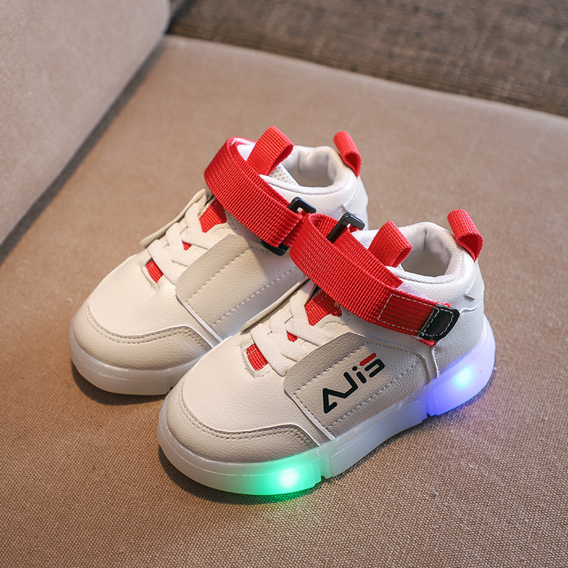 100% Wahr Heißer Verkauf Kinder Schuhe 2019 Frühjahr Neue Kinder Casual Schuhe Led Beleuchtung Schuhe Jungen Schuhe Mädchen Laufschuhe Größe 21-30