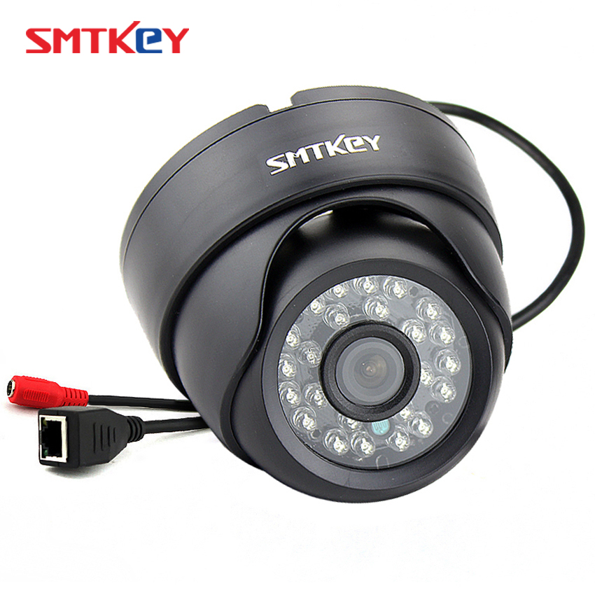 2MP 1080P Hi3518EV200 Wired IP Camera H.264 Onvif IPC 960P / 720P 3.6mm Lens IR Night IP Dome Camera2MP 1080P Hi3518EV200 Wired IP Camera H.264 Onvif IPC 960P / 720P 3.6mm Lens IR Night IP Dome Camera