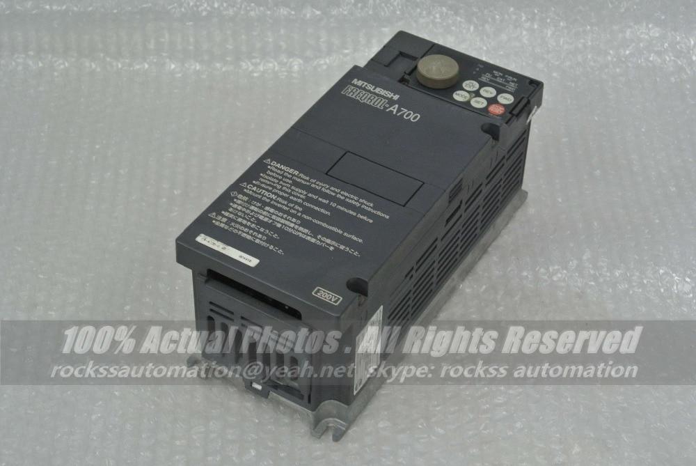 FR-A720-0.4K Used Good In Conditon With Free DHL / EMS обрезатель фольги vacu vin черный