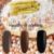TREEINSIDE extraído natural puro Saludable marca-genseng nuevo necesita uv led lámpara de uñas de gel de uñas para curar verde marca diseño de color
