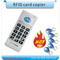 Envío libre/powerfulset más frecuencia RFID 125 KHZ-13.56 MHZ tarjeta IC escritor, RFID copiadora. + 125 KHZ 20 unids + 13.56 MHZ 10 unids
