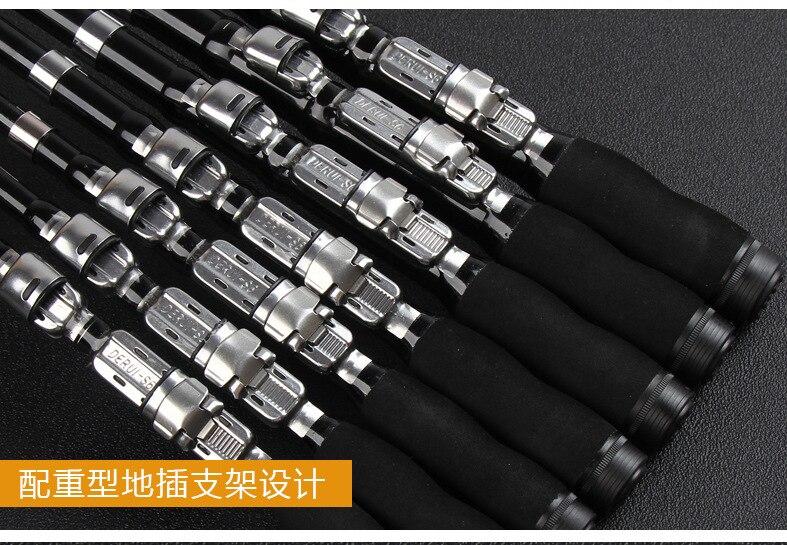 Yumoshi Fishing Rod Reel Combo 29