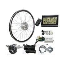 16 В 250 Вт 24 в электрический велосипед мотор Электрический горный велосипед комплект Электрический велосипед мотор комплект bicicleta electrica