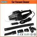 Aspirador del coche Aspirador portátil de mano del coche colector de polvo de limpieza Wet & Dry de doble uso succión estupenda Aspirador de po 12 V 120 W MK-1700