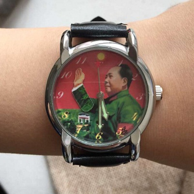 Collection Of The Latest Collection Of Chinese Statues Chairman Mao Zedong Statue Watches Unique Exquisite Watch Accessories