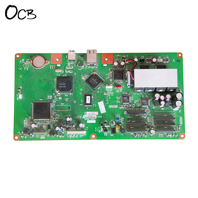 все цены на Original CA00MAIN Mainboard Main Board For Epson Stylus Pro 4800 4880 4400 4450 Printer Formatter Board 2131669 онлайн