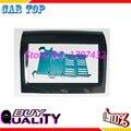 Top qualidade frete grátis 2Din Car Radio Fascia Para FIAT DUCATO stereo facia quadro painel dash mount adapter kit guarnição Moldura facia