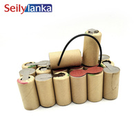 3000mAh for Einhell 24V Ni MH Battery pack CD Accu Pack BT CD 24i for self installation