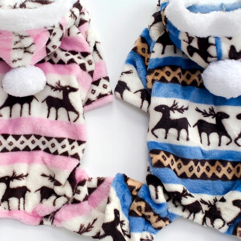 Χειμώνας ρούχα σκυλιών Snowflake Fleece - Προϊόντα κατοικίδιων ζώων - Φωτογραφία 6
