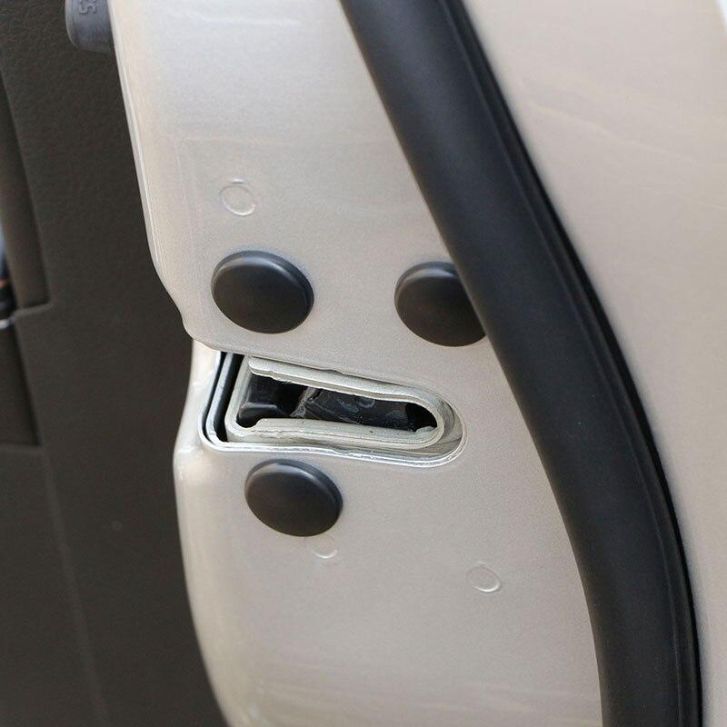 Carmilla Car Door Lock Screw Protector Cover For Land