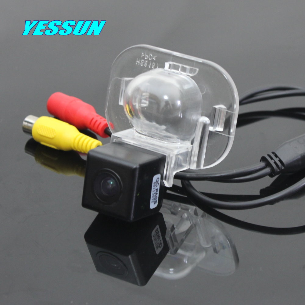 YESSUN For Hyundai Solaris 2010 2015 Car Rear View font b Camera b font Back Up
