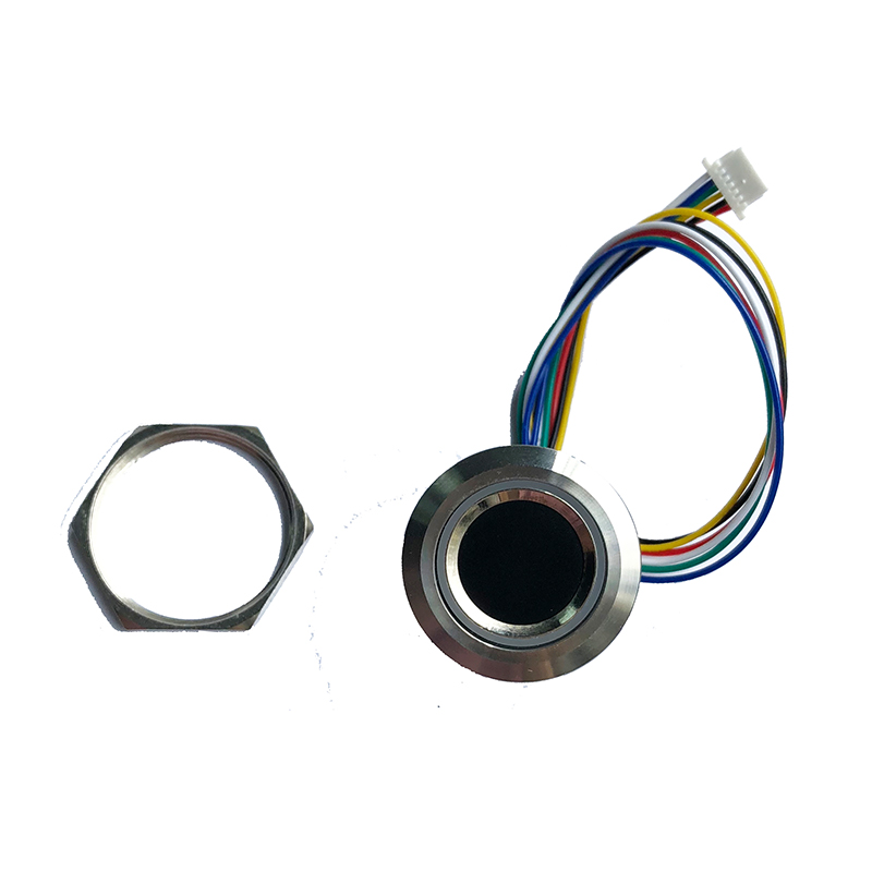 Image 5 - R503 New Two color Ring Indicator Light LED Control Round Fingerprint Module Access Control Arduino-in Fingerprint Recognition Device from Security & Protection