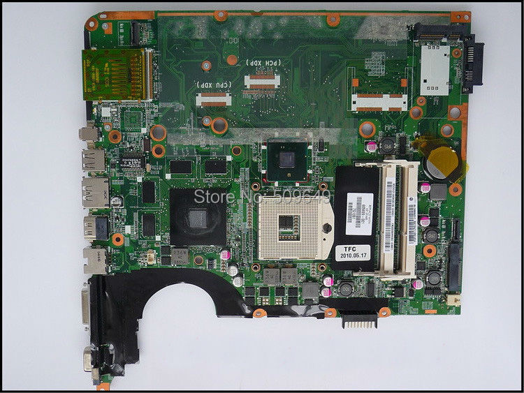 Top quality , For HP laptop mainboard 605699-001 DV7-3000 DV7 laptop motherboard,100% Tested 60 days warranty