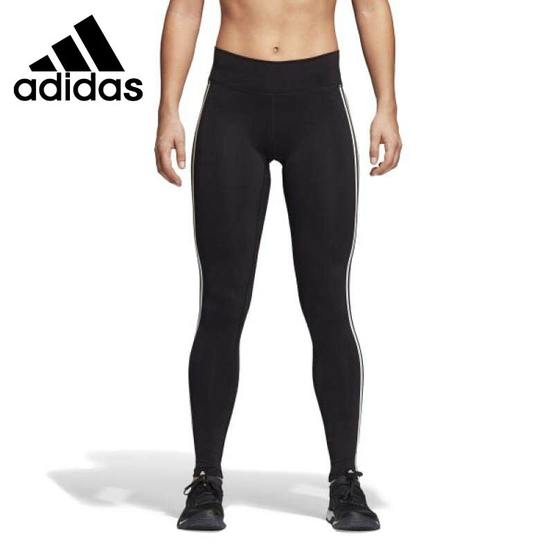 Original New Arrival 2018 Adidas Performance BT RR SOLID 3S Women's Tight Pants Sportswear цена