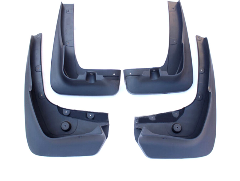 Molded Splash Guards Mud Flaps For BMW X6 F16 2015 Car styling  цены