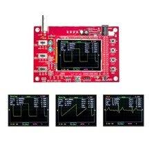"""Oscilloscopio digitale DSO, oscilloscopio digitale TFT da 2.4 """"1Msps sonda larghezza di banda analogica (saldato)"""