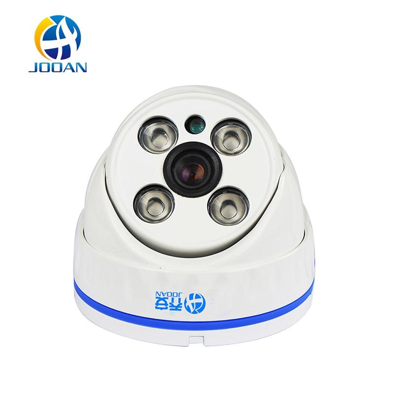 JOOAN 737NRC-T 1.3MP 960P HD Dome  IP Camera  Home Surveillance Security Camera