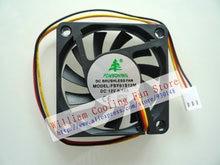 New Original FSY61S12M 6cm 6010 12V 0.16A Computer cooling fan