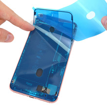 New Hot 10Pcs Waterproof Adhesive Tape Sticker Glue Front Housing LCD Frame for iPhone 6/6P 7/7P 8/8P NV99
