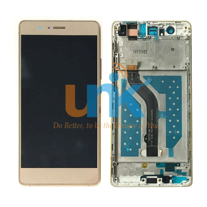 LCD Display For Huawei P9 lite LCD Display+Touch Screen 100% Original Screen Digitizer Assembly Replacement For Huawei P9 lite