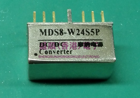 Power Module MDS8-W24S5P Switching Power Filter Custom Power Supply