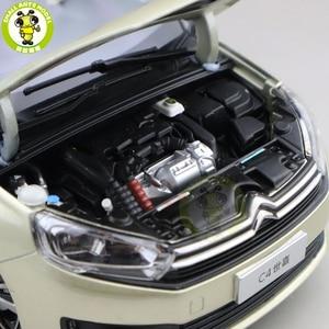 Image 4 - 1/18 C4 C4L Diecast car model Toys Kids Boy Girl GIFTS Gold
