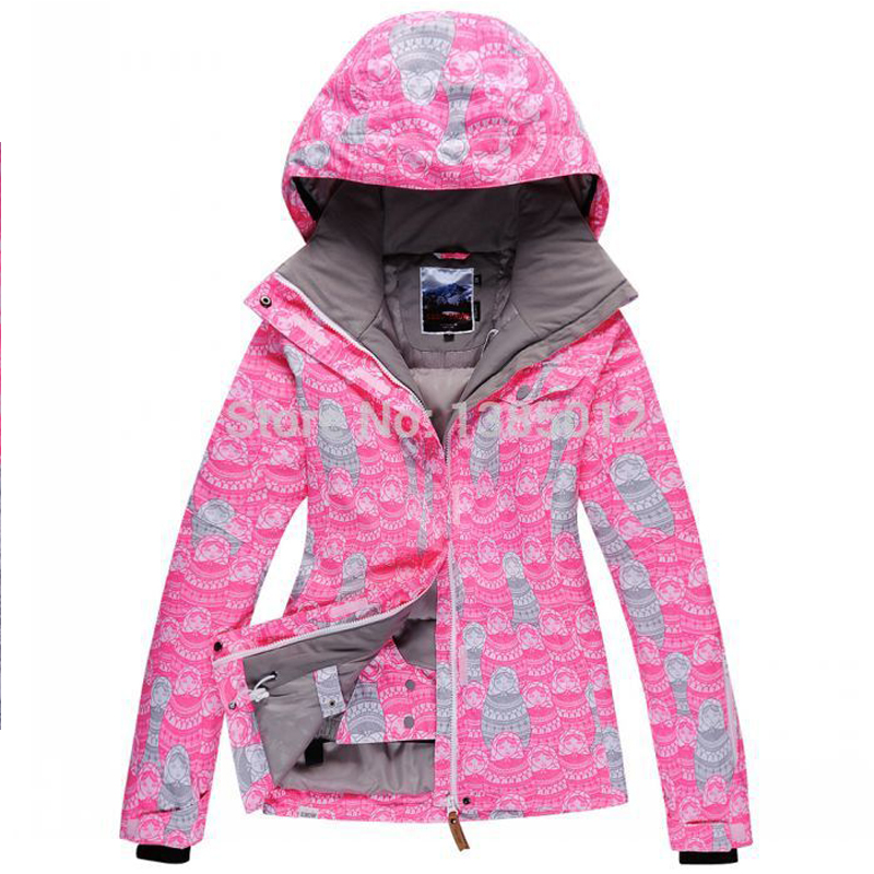 Direct delivery of the new 2016 winter outdoor jackets jacket skiing jacket waterproof ski font b