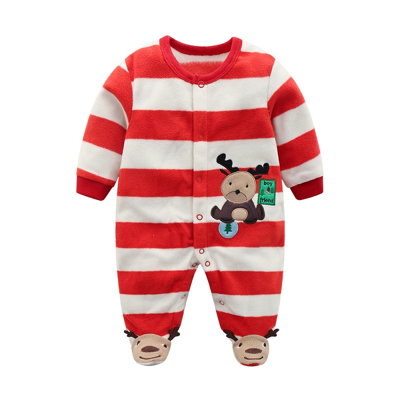 Sale Cotton <font><b>Baby</b></font> <font><b>Rompers</b></font> <font><b>Christmas</b></font> <font><b>Baby</b></font> Boy <font><b>Clothes</b></font> Newborn Clothing Spring <font><b>Baby</b></font> <font><b>Girl</b></font> <font><b>Clothes</b></font> Roupas Bebe Infant <font><b>Baby</b></font> Jumpsuits image