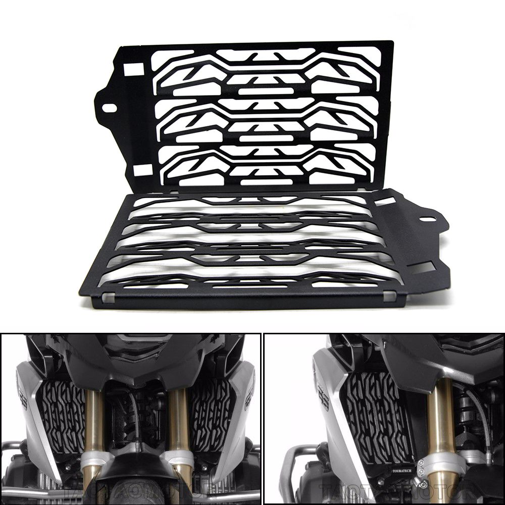 For BMW R 1200 GS GSA ADV LC WC 2013-2016 Adventure Water-Cooled 2014 2015 2016 Motorcycle Radiator Grills Guard Cover Grille