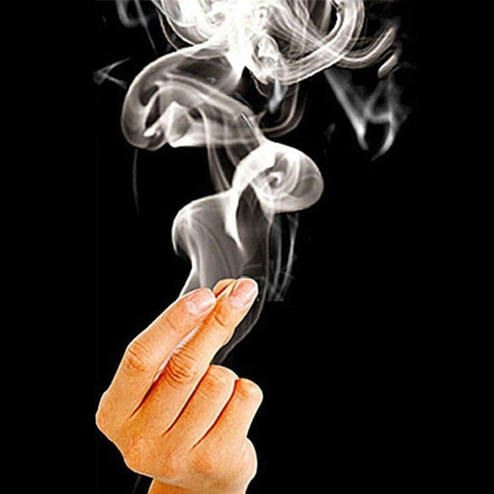 10Pcs/Lot Close-Up Magic Tricks Magic Smoke From Finger Tips Magic Trick Surprise Prank Joke Mystical Fun Toy