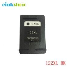 где купить Free Shipping For HP 122 XL 122XL Black inkjet  Cartridge for hp Deskjet 1000 1050 2000 2050 2050s 3000 3050 3050A 3052A 3054A по лучшей цене