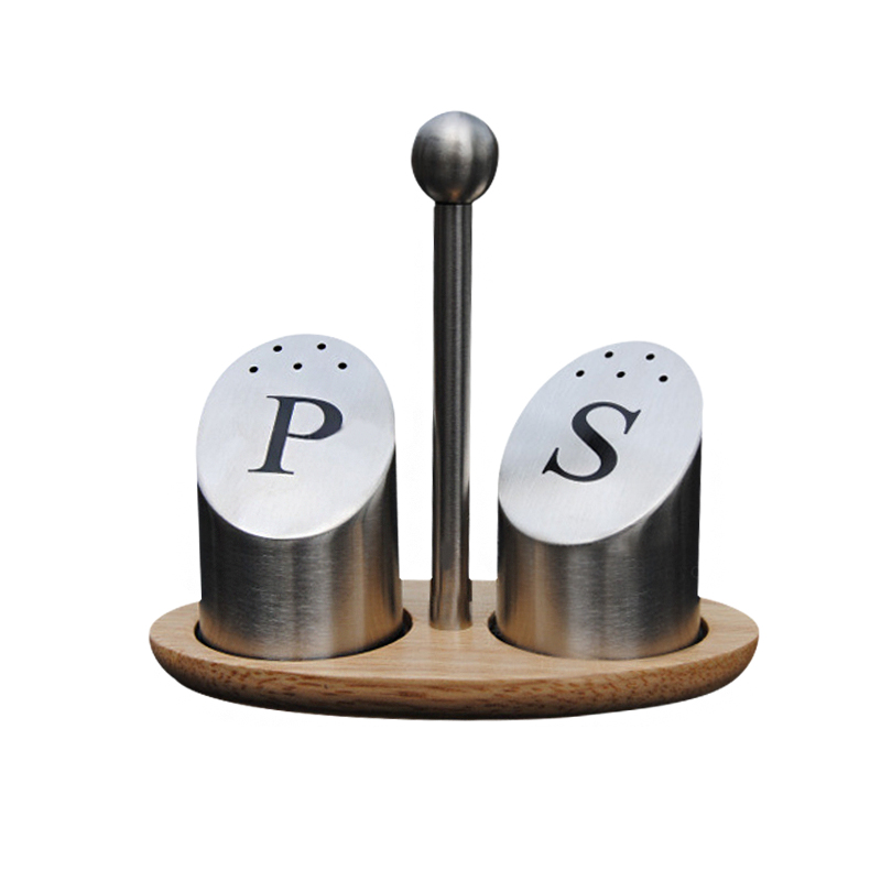 3Pcs/Set Kitchen Stainless Steel Spice Ss