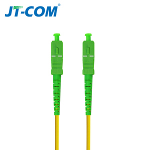 Image 5 - Sc Sc Singlemode Fiber Optic Patch Cable Sc Apc Sm 2.0Mm 3.0Mm 9/125um Ftth Fiber Patch cord Optical Fiber Jumper 3M 5M 10M 30M