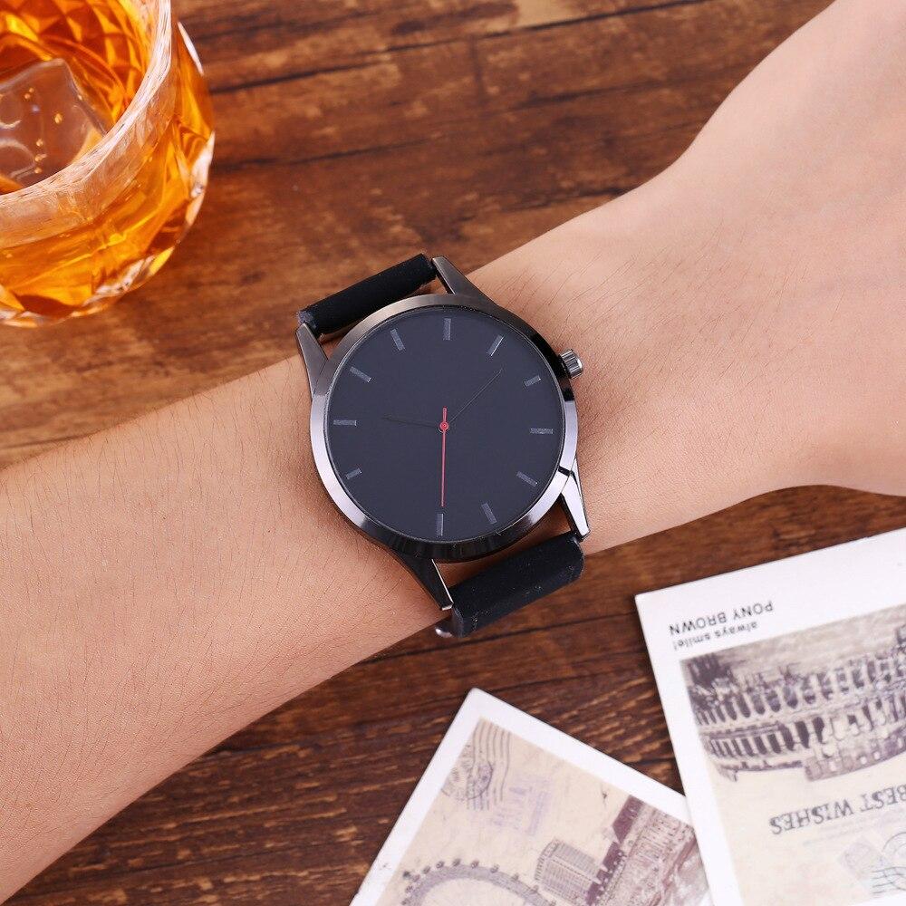 Купить часы мужские наручные с кожаным ремешком брендовые роскошные