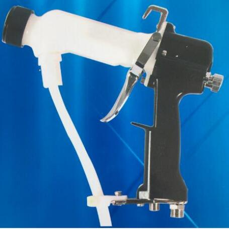SAT0402 Manual Static Spraying Gun Oily Coating Tool Electrostatic Spray Gun Lacquer Electrostatic Powder Coating Gun
