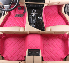 High quality! Custom special floor mats for BMW 4 Series Convertible 2014 waterproof carpet for 4 Series 2015,Free shipping