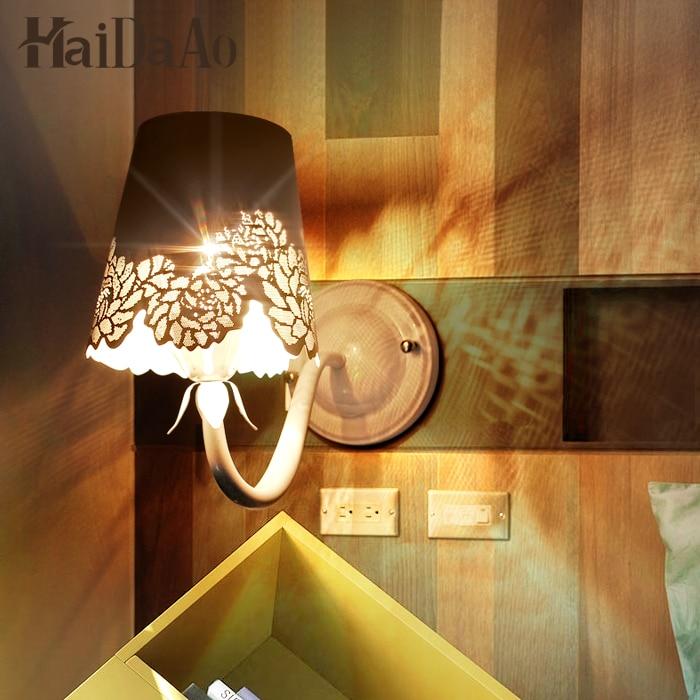 new modern minimalist bedroom bedside lamp wall lamp wall lamp aisle warm bedroom bedside lamp wall lamp bedside lamp wall lamp wall - title=