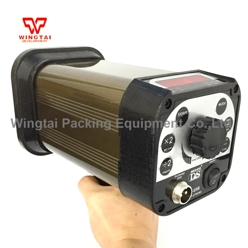 DT-05B Rechargeable Type Printing Stroboscope Frequency Range 50~20000 times/minute цены