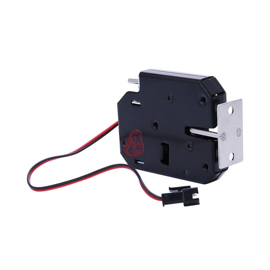 k01 12v open frame type electronic door lock 12v2a for cabinet locks