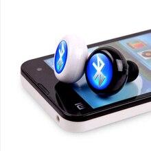 Мини Bluetooth Гарнитура Беспроводная Bluetooth Наушники Мини Спорт Вождения Музыка Наушники для Xiaomi iphone Huawei LG Наушники