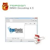 IMMO Universal Decoding 4.5 Melhor Software para Remover o Código de IMMO de ECU 1100 Sistemas Compatíveis para acima de 10000 Modelos de Carros